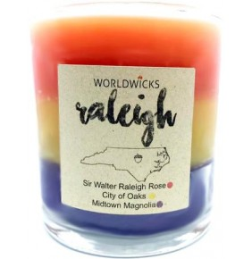 Raleigh Triple Scented Candle