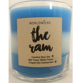 The Ram Triple Scented Candle