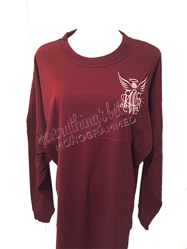 Angel Spirit Jersey Ladies Wear Apparel