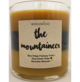 The Mountaineer Triple Scented Candle