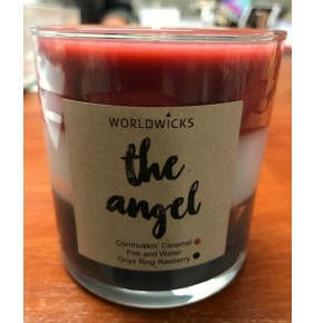 The Angel Triple Scented Candle